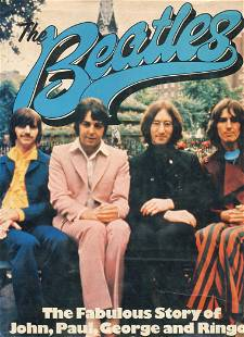 Beatles, Elvis, James Dean & Two Celebrity Books