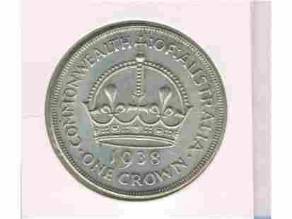 1938 Crown - George VI