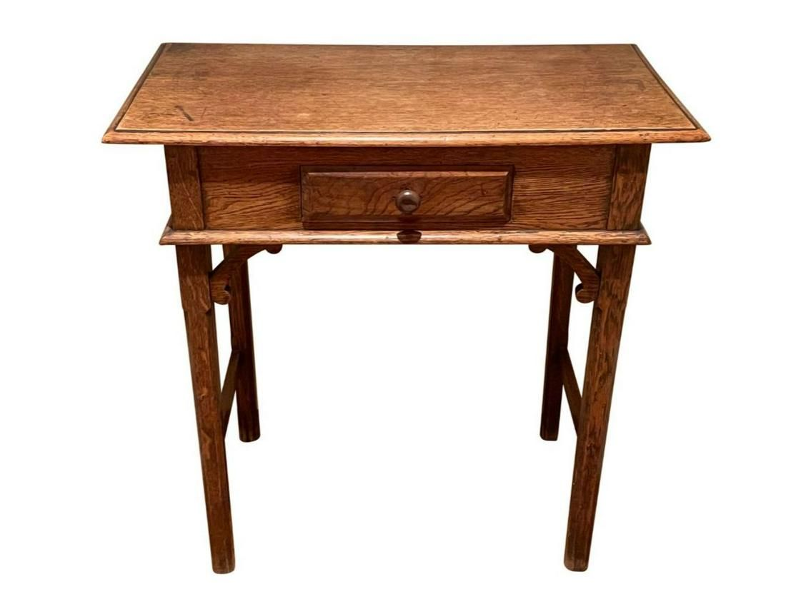 Single Drawer Side Table