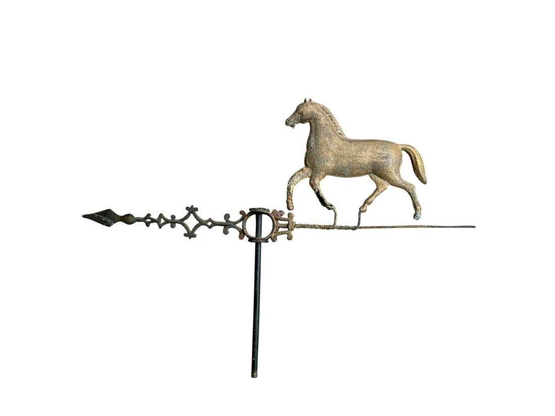 Antique Horse Weathervane