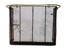 Vintage Standing Fireplace Screen