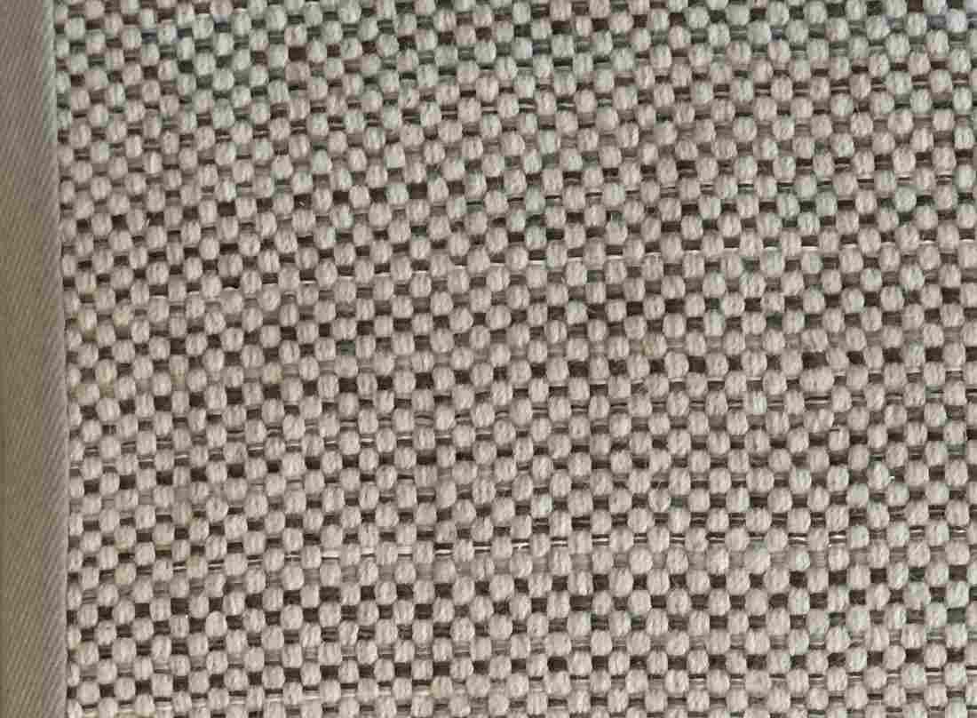 Elizabeth Eakins Wool Basket Weave Rug