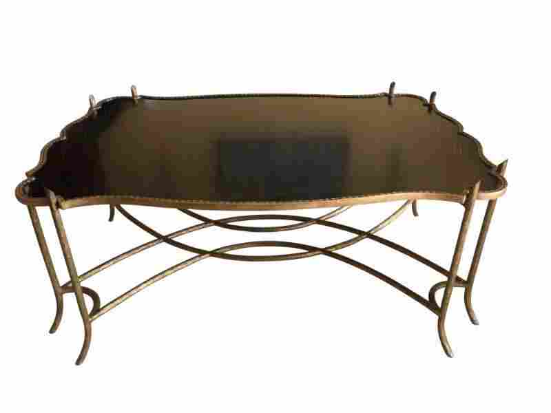Dennis & Leen Chinoiserie Tray Table