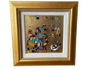 Golden Day, by Dorit Levi, Original Painting