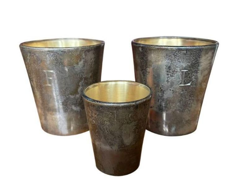 Reed and Barton Sterling Silver Drink Set