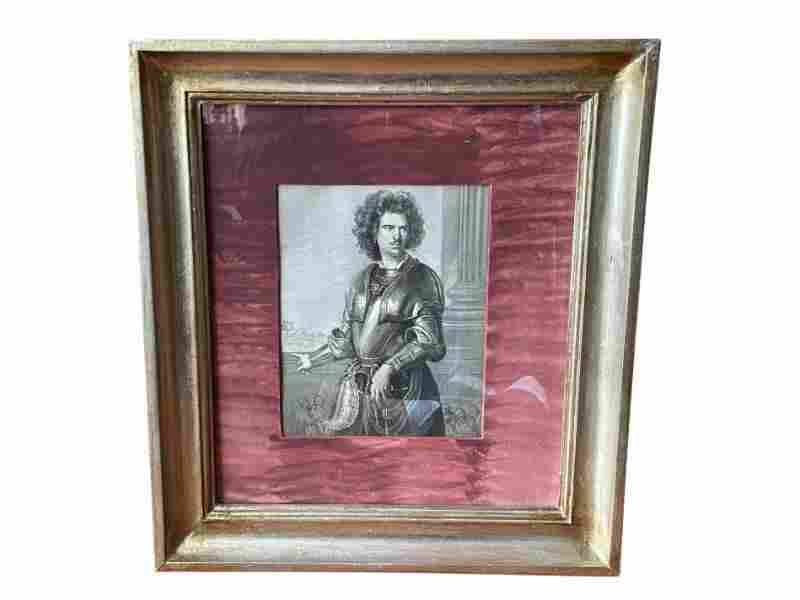 Luigi Bardi Framed Print