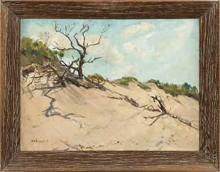 FRITZ BRADLEY TALBOT , Massachusetts/Maine, 1878-1964,