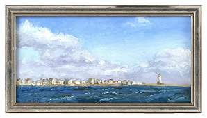 "MARIE WILKES, Massachusetts, Contemporary, ""Scituate"