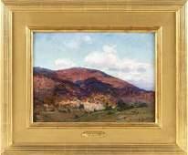 """EMILE ALBERT GRUPPE Massachusetts, 1896-1978 """"Mt."""
