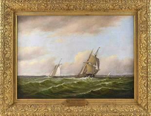 CHARLES HENRY GIFFORD Massachusetts, 1839-1904 New