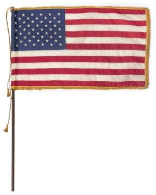 FIFTY-STAR U.S. FLAG Third Quarter of the 20th Century