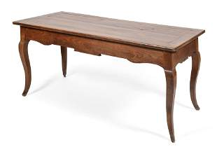 FRENCH FARM TABLE First Half of the 19th Century Height