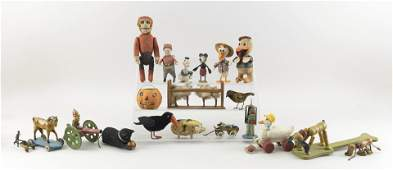 TWENTY ASSORTED TOYS