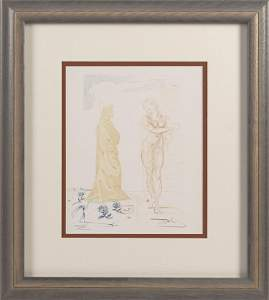 SALVADOR DALI France/Spain 1904-1989 Two classical