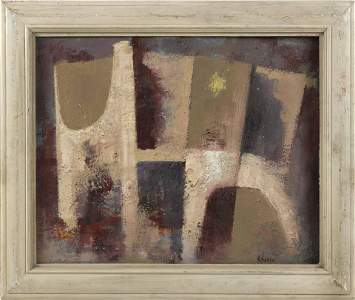 CHARLES GREEN SHAW New York 1892-1974 Untitled. Signed