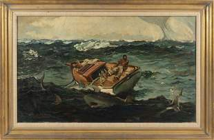 """AFTER WINSLOW HOMER (America, Early 20th Century), """"The"""