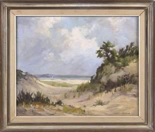 HENRI BRENOU (Massachusetts, 1904-1976), Cape Cod