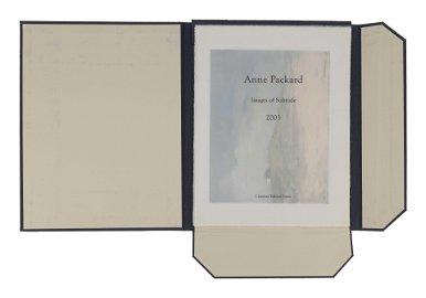 ANNE PACKARD (Massachusetts/New Jersey, b. 1933),