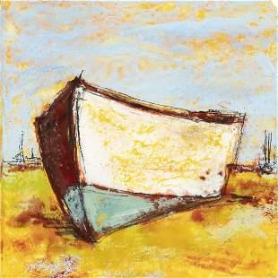 DEBORAH KERR (Massachusetts, Contemporary), Beached