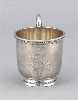 BIGELOW BROS. & KENNARD STERLING SILVER CUP Boston,