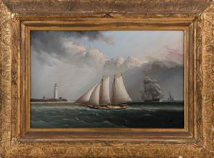 ATTRIBUTED TO JAMES EDWARD BUTTERSWORTH (New Jersey/New