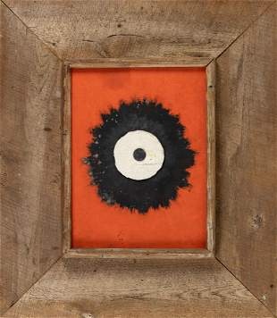 "CHARLES GREEN SHAW (New York, 1892-1974), ""Cyclops"