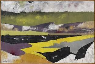 CHARLES GREEN SHAW (New York, 1892-1974), Untitled.,