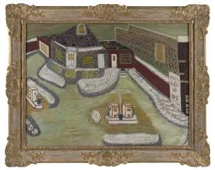 "RALPH FASANELLA (New York, 1914-1997), ""The Gas"