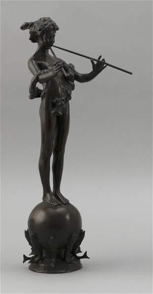 FREDERICK W. MACMONNIES (New York/France, 1863-1937),