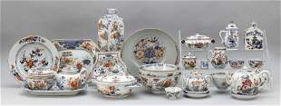 COLLECTION OF CHINESE EXPORT PORCELAIN Circa 1750
