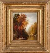 WILLIAM HART (New York/United Kingdom, 1823-1894),