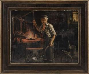 HERMANN (ARMIN) KERN (Hungary, 1838-1912), The