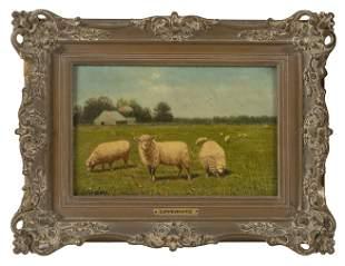 CLINTON LOVERIDGE (New York/New Hampshire, 1838-1915),