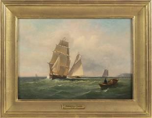 CHARLES HENRY GIFFORD (Massachusetts, 1839-1904),