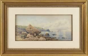 ALFRED THOMPSON BRICHER (New York/New Hampshire,