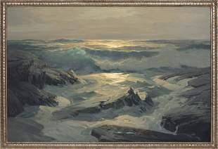 PHILIP G. SHUMAKER (Pennsylvania, 1921-1967), Coastal