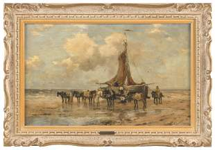 JOHANN FREDERIK CORNELIS SCHERREWITZ (The Netherlands,
