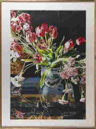 "CAROLYN BRADY (New York, 1937-2005), ""Dark Ground"".,"