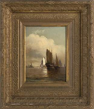 ATTRIBUTED TO CHARLES D. HORTER