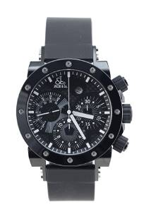 """JACOB & CO. """"EPIC II"""" STAINLESS STEEL AUTOMATIC"""