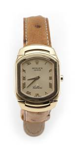 """ROLEX """"CELLINI"""" 18KT GOLD WATCH Approx. 29.78 total"""