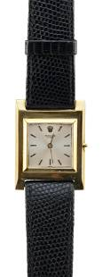 VINTAGE ROLEX 14KT GOLD WATCH Approx. 20.04 total dwt.