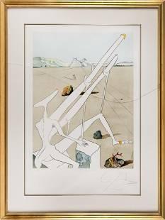 SALVADOR DALI (France/Spain, 1904-1989), Surrealist