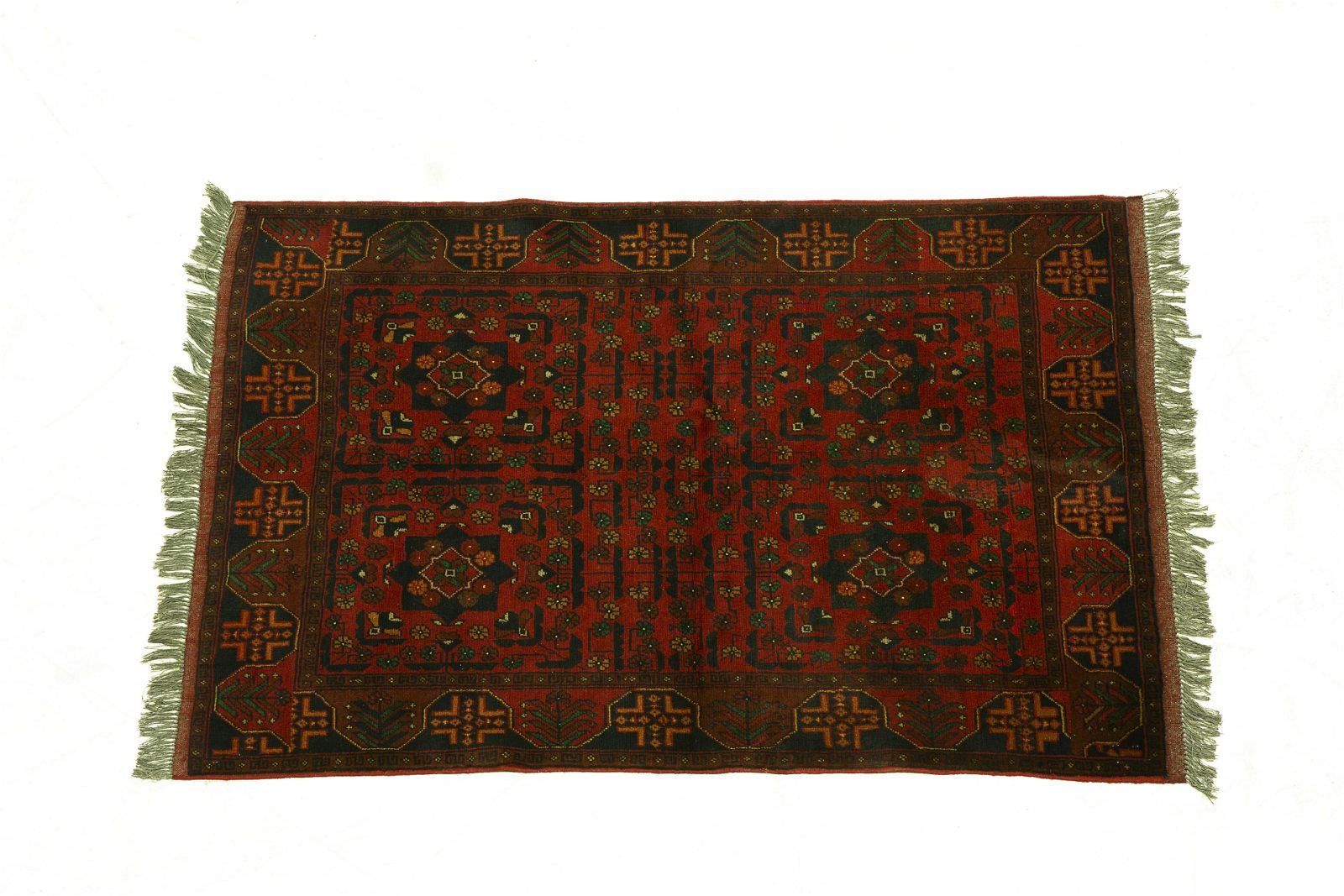 AUTHENTIC AFGHAN-PERSIAN RUG