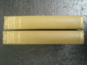 1: HG Wells World of William Clissold. 2 Vols. 1926