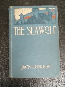 9: Jack London The Sea-Wolf 1904
