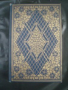 12: Lorna Doone. 1908. Elaborate Gilt Decoration