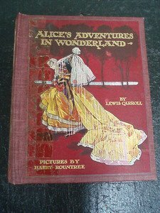 37: Alice in Wonderland. Rountree Illustrated