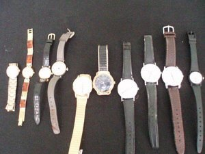 306: Assorted Watches