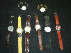 307: Assorted Watches